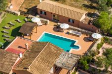 Country house in Algaida - Cas Misser - with private swimming pool