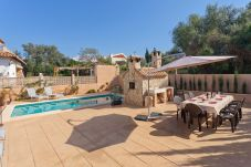 Villa in Cala Blava - Bellavista - with private swimming pool