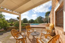 Cottage in Algaida - Finca Es Figueral - with private swimming pool