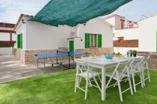 House in Arenal - Villa Els Pins - with private swimming pool