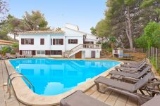 Chalet in Arenal - Villa Ribera de Son Veri - with private swimming pool