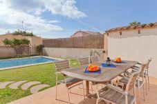 Chalet in Bahía Grande - Casa Las Bahías - with private swimming pool