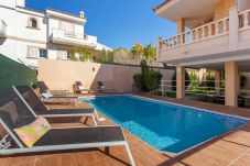 Villa in Arenal - Villa Bellavista de s'Arenal - with private swimming pool