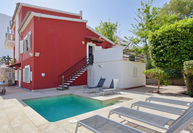 Villa/Dettached house in Arenal - Villa Marbella - with private swimming pool