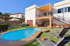 Chalet in Arenal - Villa Son Verí Miramar - with private swimming pool