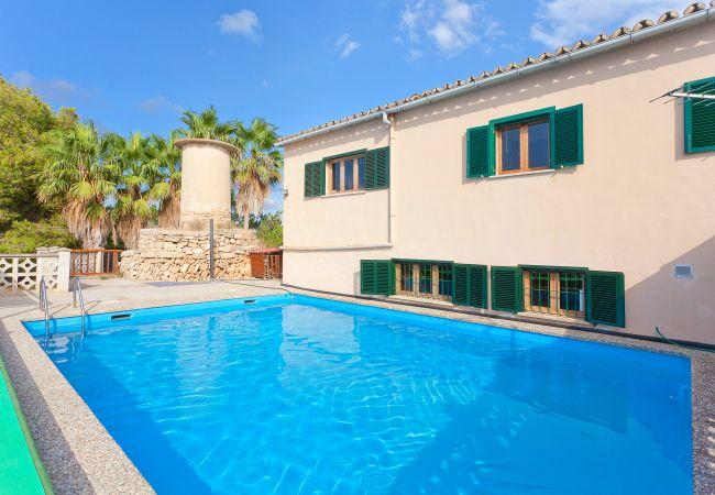 Villa in Palma de Mallorca - Cas Fideuer
