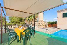 Villa in Palma de Mallorca - Cas Fideuer - with private swimming pool