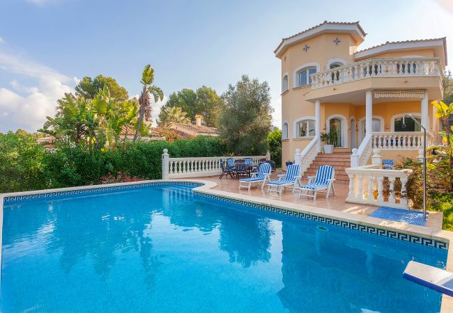 Villa in Costa de la Calma - Villa Margarita