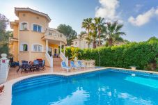Villa in Costa de la Calma - Villa Margarita - with private swimming pool