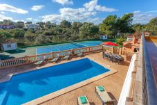 Villa in Cala Blava - Villa Bellavista - with private swimming pool